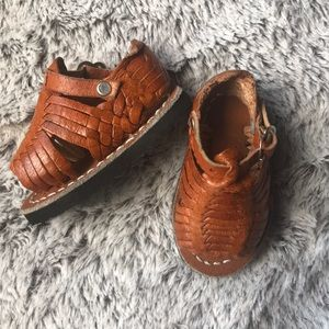 Baby sandals huarache shoes 3-6 months